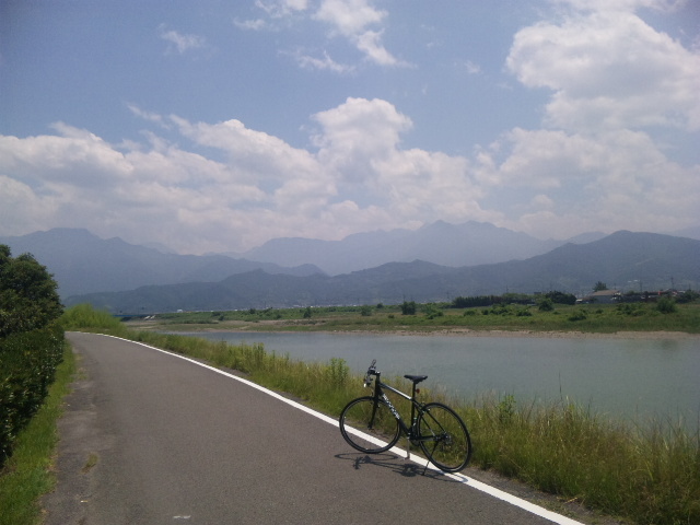 サイクリング de 通勤