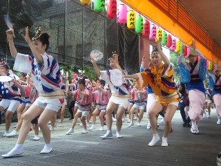 阿波踊りの数え唄?