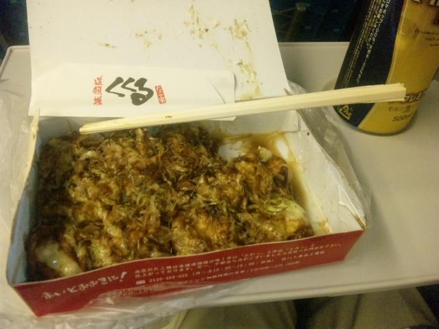大阪B級グルメ〜たこ焼き